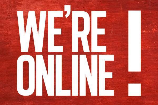 Ολοκληρώθηκε η δημιουργία της ιστοσελίδας μας!