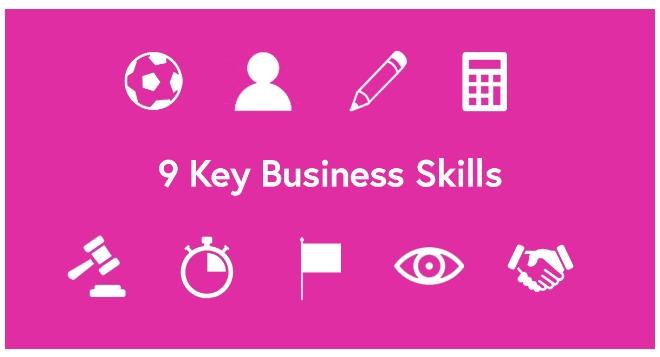 9 δεξιότητες κλειδιά για την επιτυχία ενός επιχειρηματία